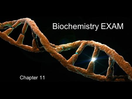 Biochemistry EXAM Chapter 11. Membrane Structure and Dynamics.
