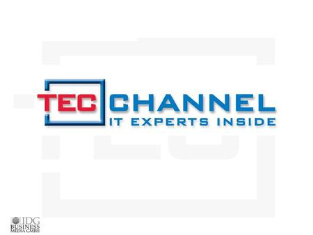 TecChannel Online Event: Mobile Security Trade Fair.