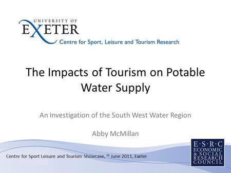 social impact of sport tourism
