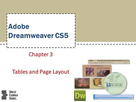 Chapter 3 Tables and Page Layout