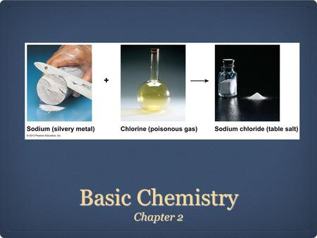 Basic Chemistry Chapter 2.