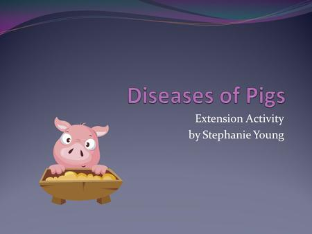 Extension Activity by Stephanie Young