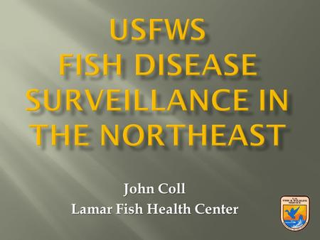 John Coll Lamar Fish Health Center. $116 billion worth of benefits sport fishing  Based on the 2001 numbers, ASA's economic analysis lays out the $116.
