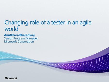 GSJGD. 2 3 Agile Testing – 3 pillars 1.Agile mindset for People 2.Agile Practices in Process 3.Agile lifecycle Tools.