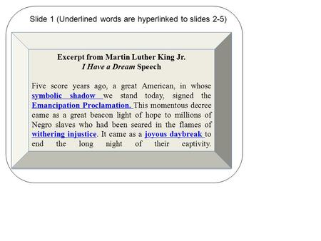 an analysis of martin luther kings argument Martin luther king jr literary analysis of martin luther king jr's letter to birmingham jail essay this further strengthens his argument as both of.