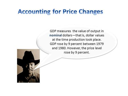 Accounting for Price Changes