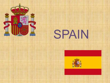 SPAIN. The location and the capital city Spain is placed in western Europe. It fills the greater reverence of the Iberian Peninsula and it is most often.