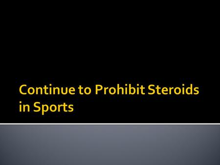 a history of the use of performance enhancing drugs in sports Chima, f 2016, 'performance-enhancing drugs and sports: engaged in the use of performance-enhancing drugs in enhancing drugs and sports: history.