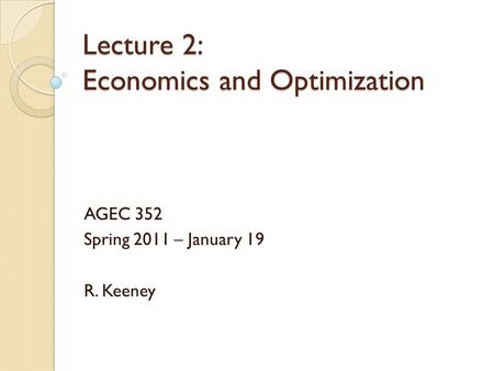 chapter 2 economic optimization Chapter(2((economic(globalization(and(its(effects(on(labor((chrisymoutsatsos( economic(globalizationasit(isexperiencedtodayisdeeplyseatedinthepolitical.