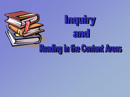 Teaching & Learning Events Begin to design reading <strong>activities</strong> that will help your students comprehend the content of complex text and reach the benchmarks.
