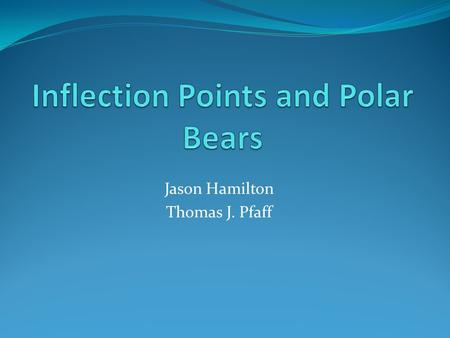 Jason Hamilton Thomas J. Pfaff. Glacier Pair Images  ier_then_now.pdf.