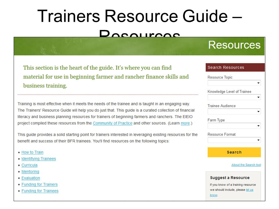 If you want access to resources, then share your resources