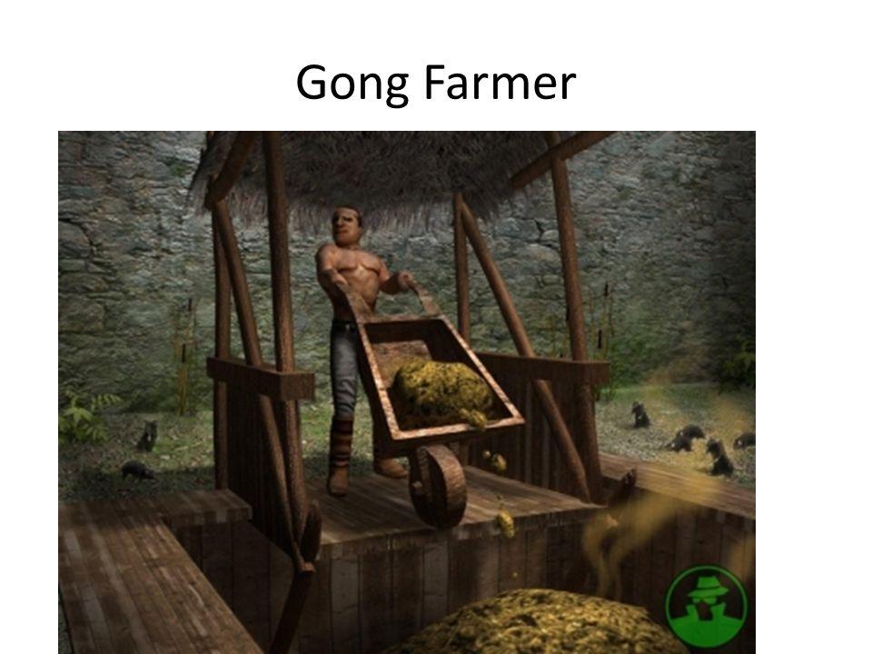 Hello, Mr.Gong-Farmer.
