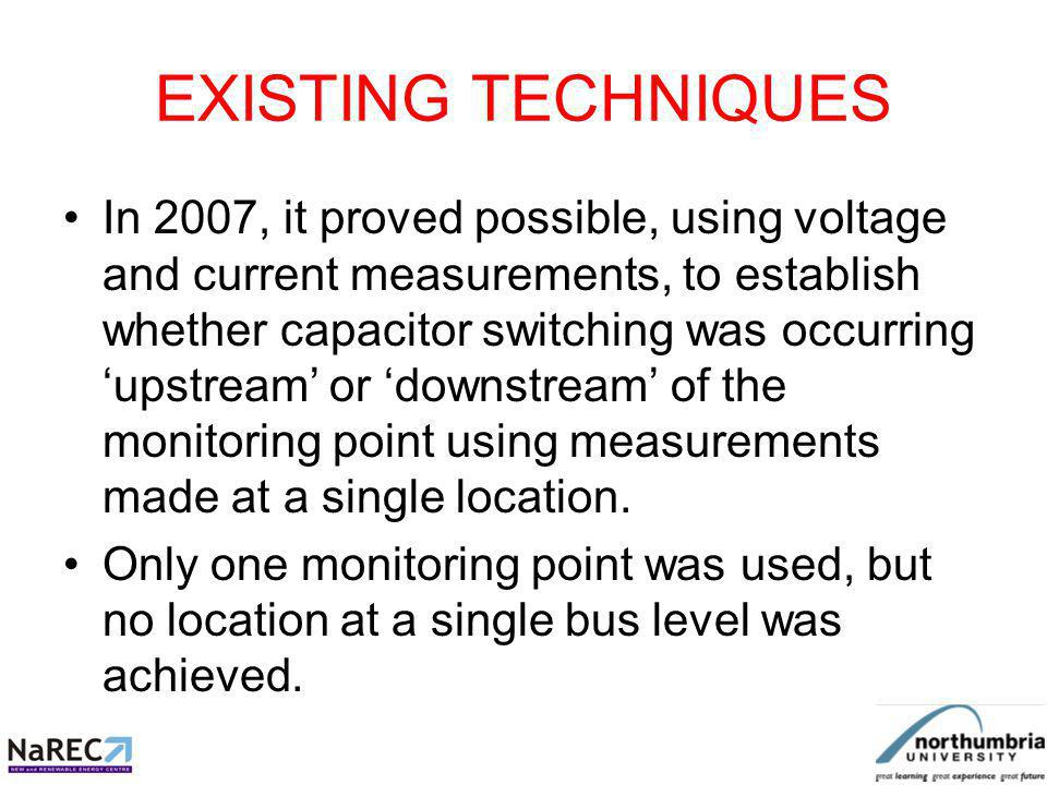 Observations Actual components in a real power Real systems are not ideal, but Possess, inter alia, inductance and resistance
