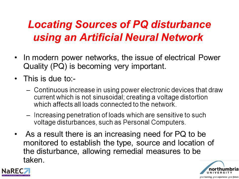A mixture of power electronics and resistive loads may be ok