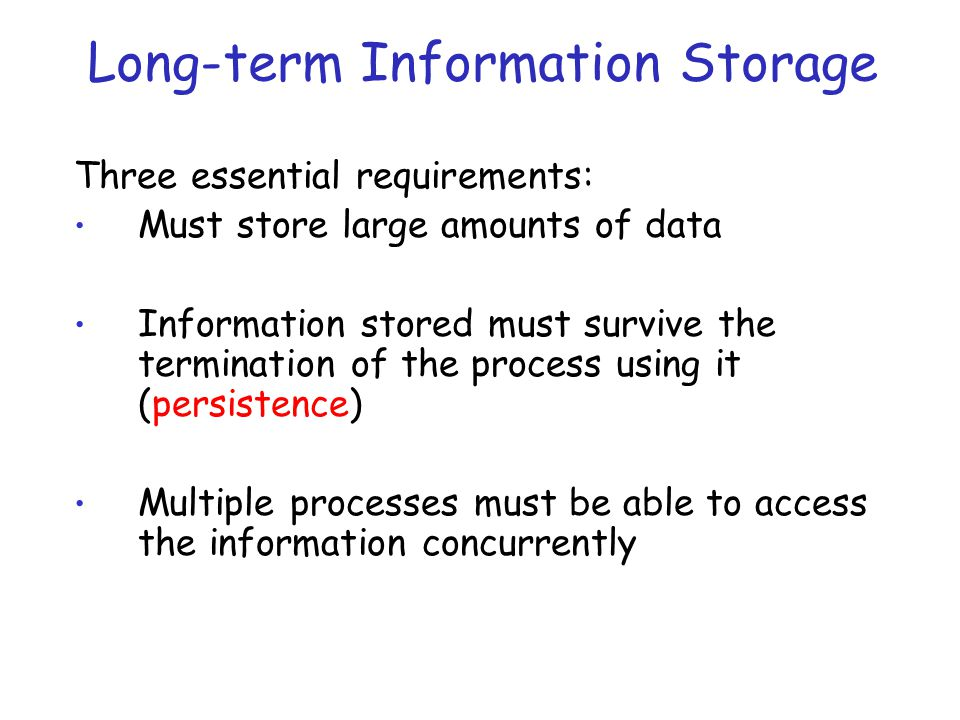 Examples of Mass Storage Srucutures r Magnetic disks provide the bulk of secondary storage for modern computer systems (structure on next page) r Magnetic tape was used as an early secondary-storage medium m Slow compared to magnetic disks and memory m Can hold large amounts of data m Read data sequentially m Mainly used for backup