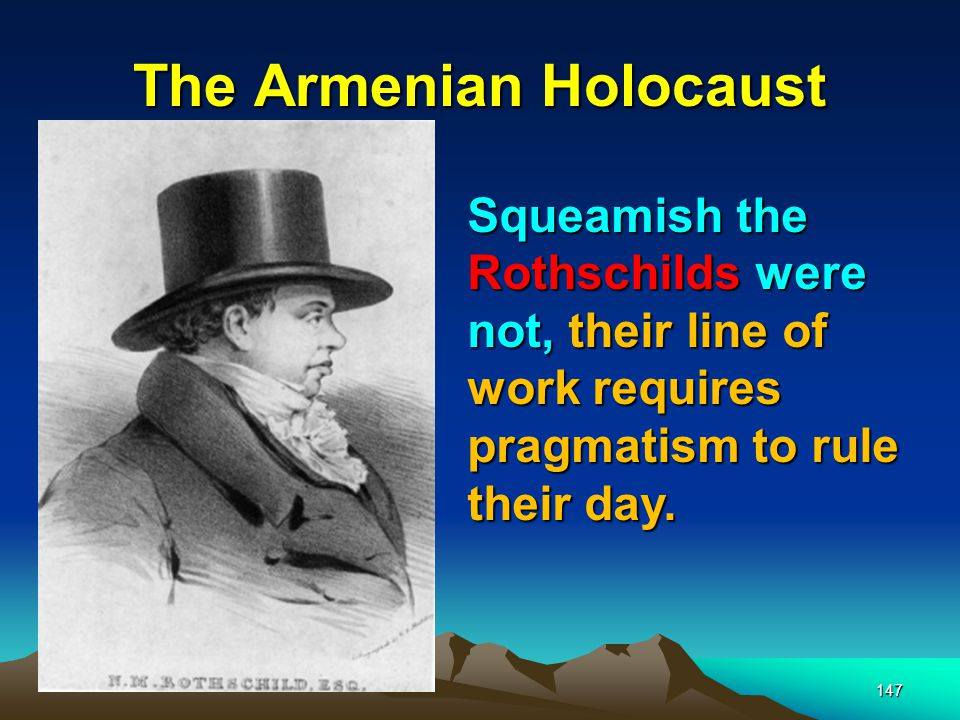 148 The Armenian Holocaust How it could be done, so as not to reveal any plausible motive which could link the actual planners to the genocide.