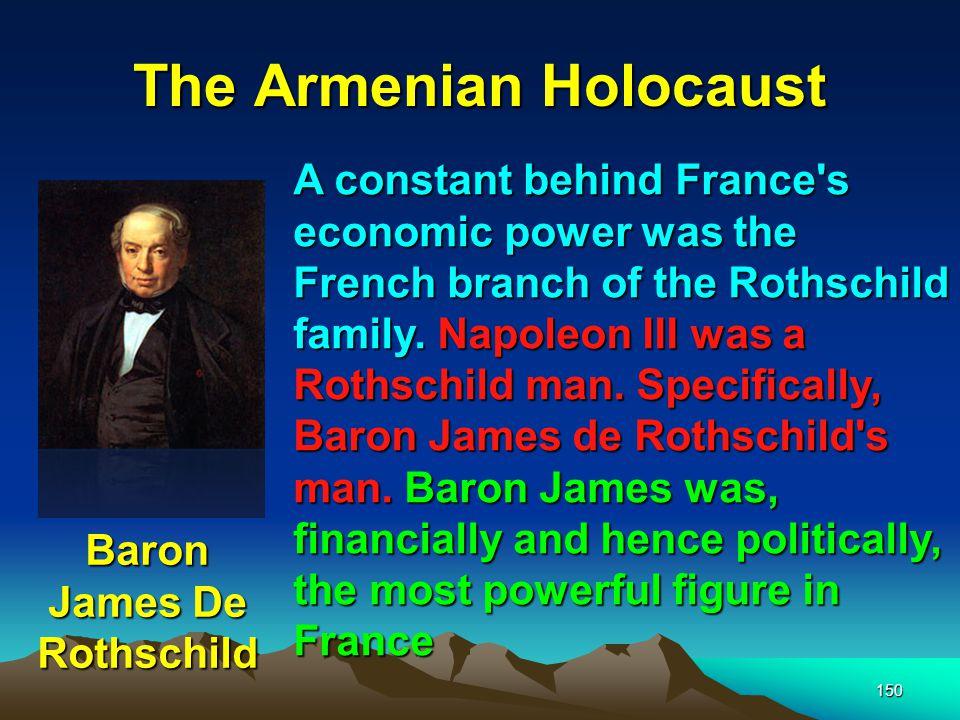 151 The Armenian Holocaust The question arises.