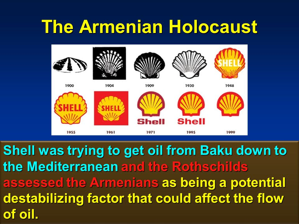 The Armenian Holocaust 157 The Sultan refused to murder the Armenians so the Rothschilds had one of his palace officials killed and the message was not lost on the Sultan, and so he commenced to slaughter about 300,000 Armenians.