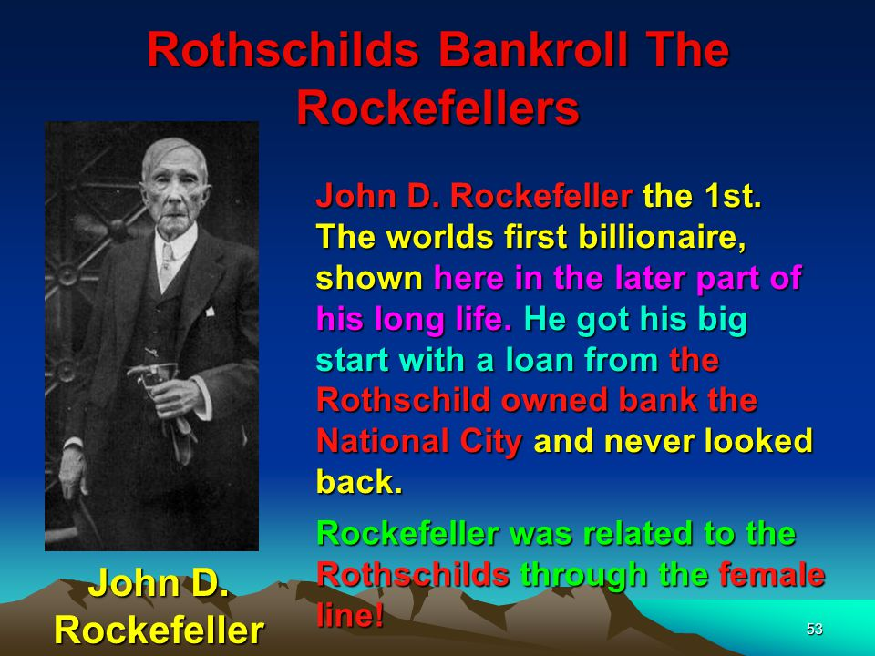 54 John Davison Rockefeller I Notable Sayings The combination is here to stay.