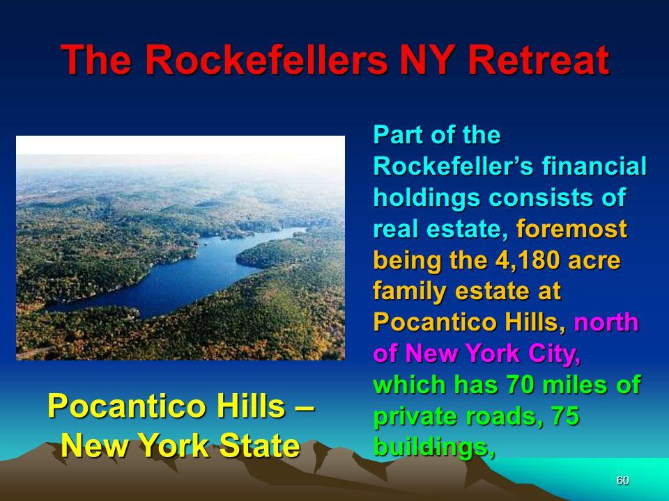 61 The Rockefellers NY Retreat ….