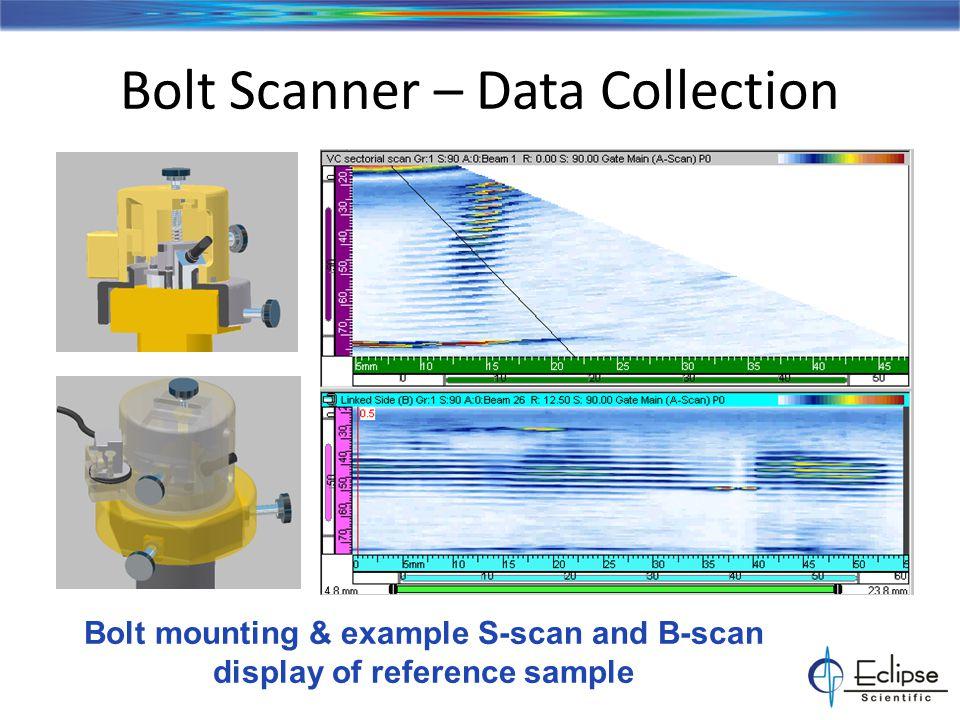 Bolt Scanner - Data