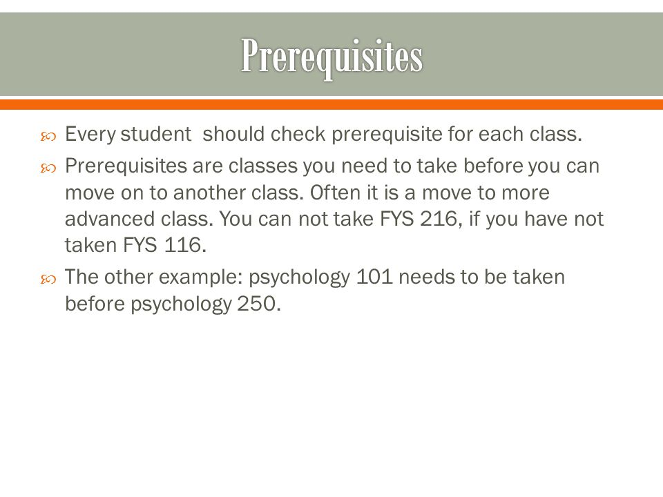 You have a chance to audit the classes.