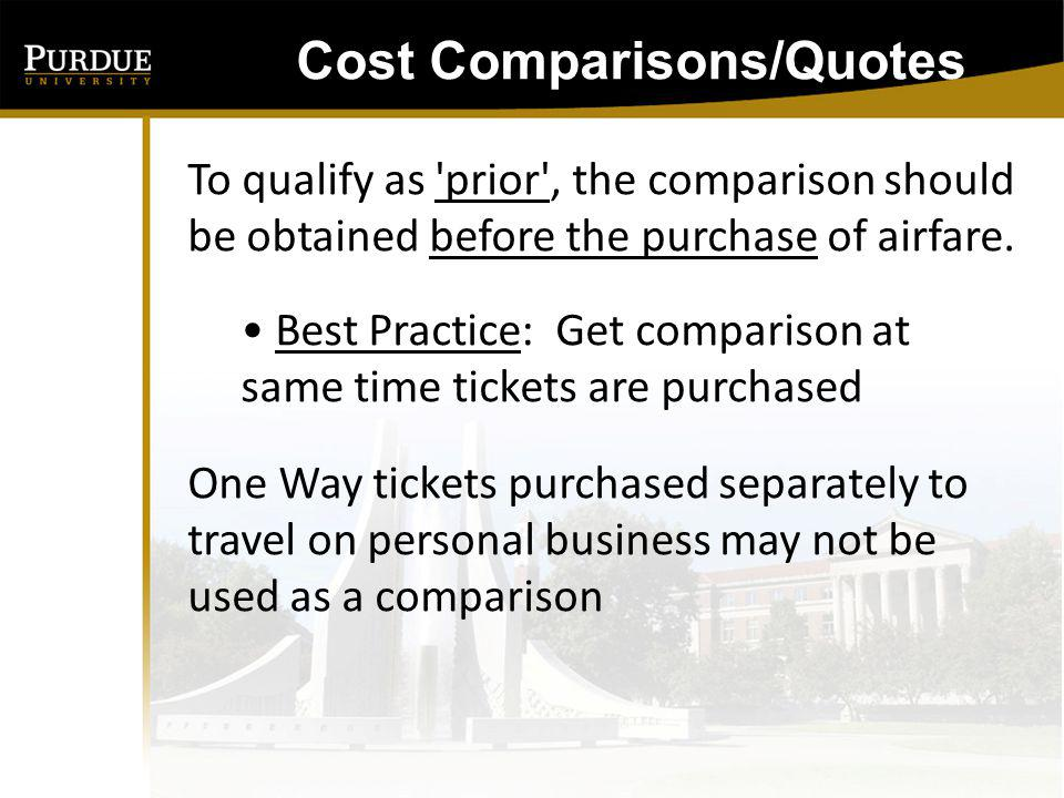 COST COMPARISON/QUOTES This would be the lowest available - $452.50