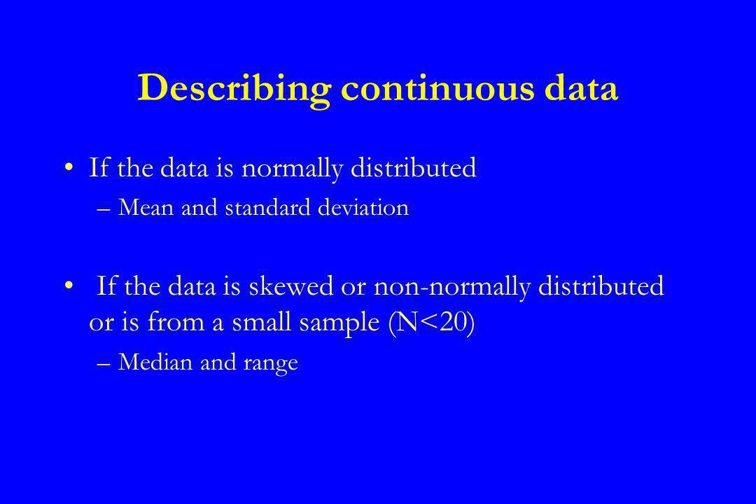 Comparison of several means Data sets comprising more than two groups are common, and their analysis often involves the comparison of the means for the component subgroups.