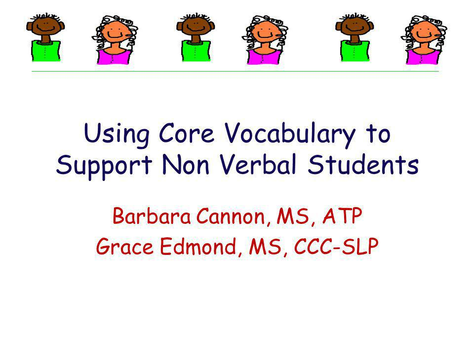 …a little about Spotsylvania 31 schools Approx 2,935 SPED students Approx. 75 nonverbal students