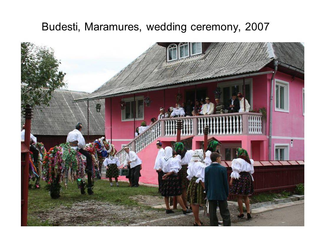 Maramures, wedding ceremony 2007