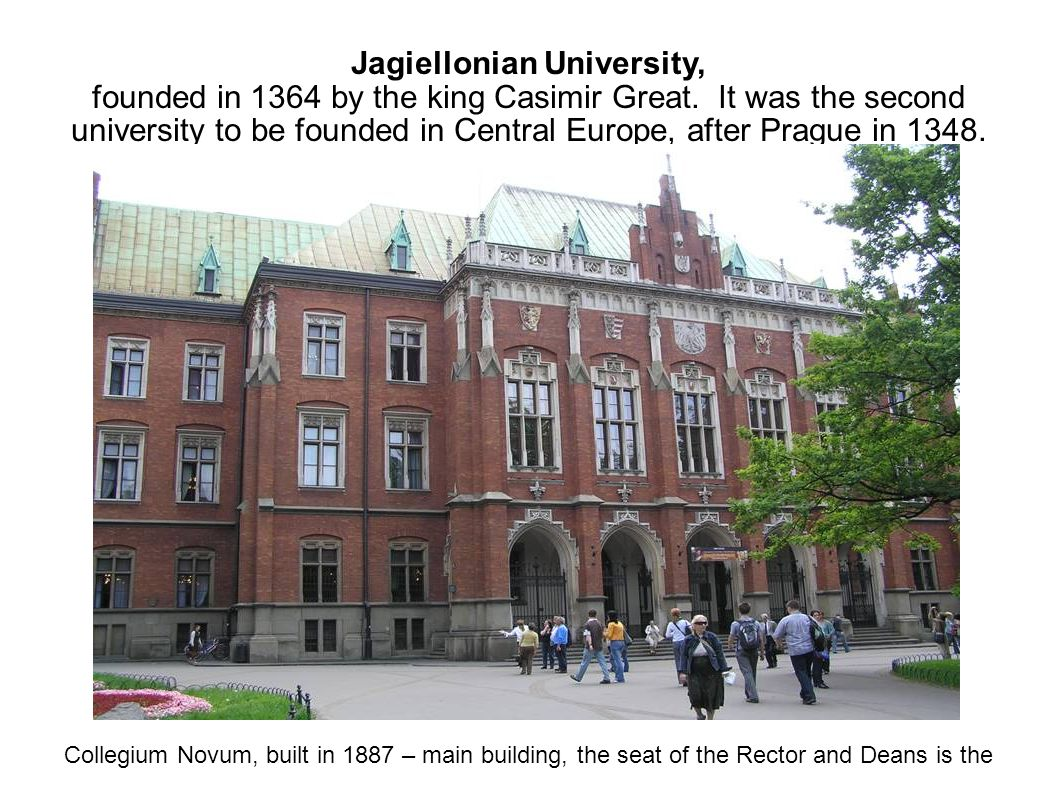 Ethnography at the University 1926 – Department of Slavonic Ethnography was founded, by prof.