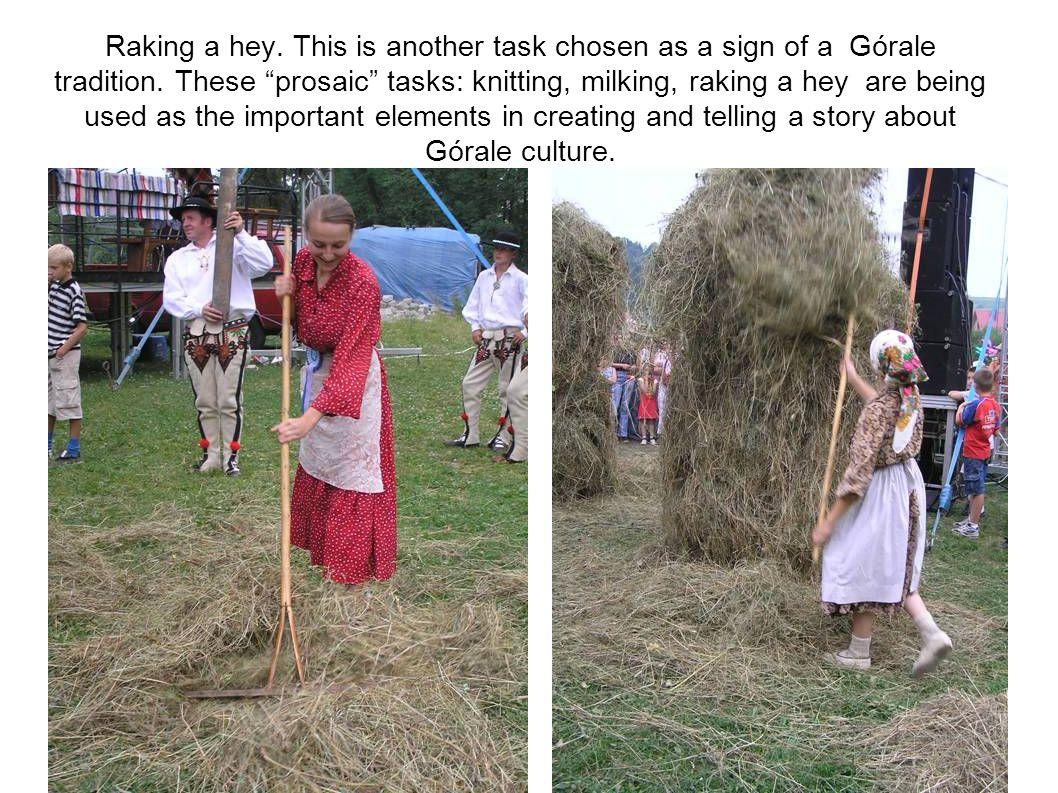 Ceremony of coronation.