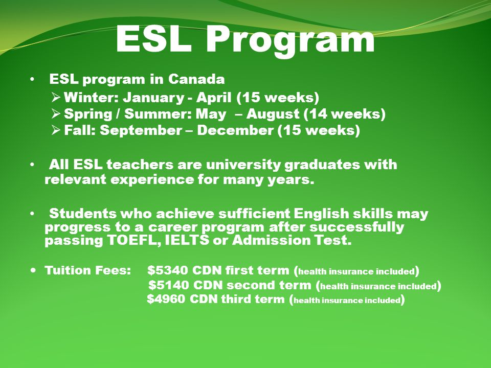 Career Programs At St Clair College we have 90+ different career programs to chose from.
