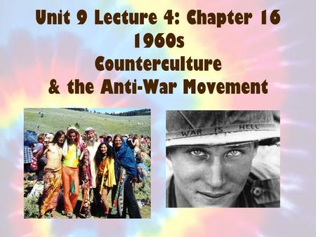 the anti war and hippie movements Hardhats, hippies, and hawks an engaging 'counter-memory' of a diverse, cross-class opposition to the vietnam war that included the labor movement, working-class students, soldiers and veterans, and black power, civil rights, and chicano activists.