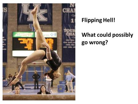 Flipping Hell! What could possibly go wrong?. Flipped Learning Visit www.geoffpetty.com for a longer version of the handout Follow Geoff on twitter: geoffreypetty.