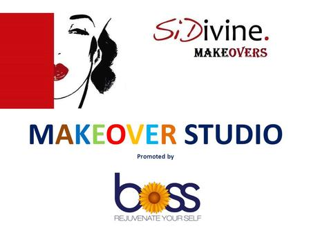 MAKEOVER STUDIO Promoted by