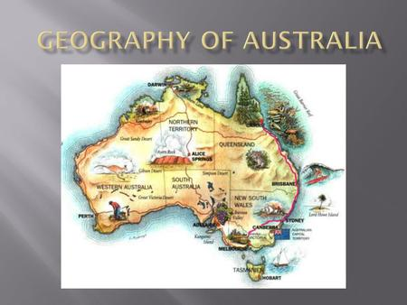 Australia is both a continent and a country. The continent lies about 2,000 miles southeast of Asia and is surrounded by the Pacific Ocean on the east.