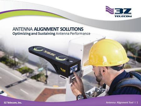 ANTENNA ALIGNMENT SOLUTIONS