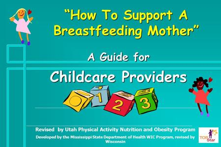 """How To Support A Breastfeeding Mother"""