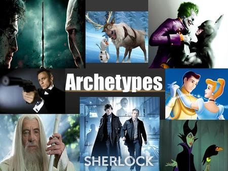 "Archetypes. Think about... Think about stories that feature a ""good guy"" or hero. What are some characteristics that a typical ""good guy"" usually has?"