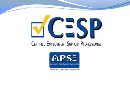 Introductions November 17, 2014 Presenter: Aaron Robbins Wiseman CESP™ Certification Director.