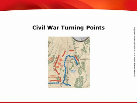 TEKS 8C: Calculate percent composition and empirical and molecular formulas. Civil War Turning Points.