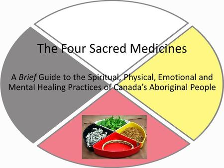 The Four Sacred Medicines