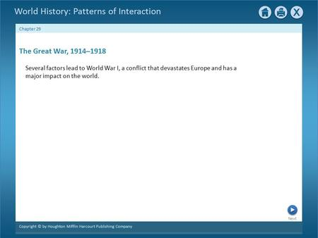 factors that lead to war World war i and ii what were the factors that led to wwi if you can help i am reasearching the answer right now and its.
