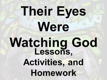 their eyes were watching god summary essay
