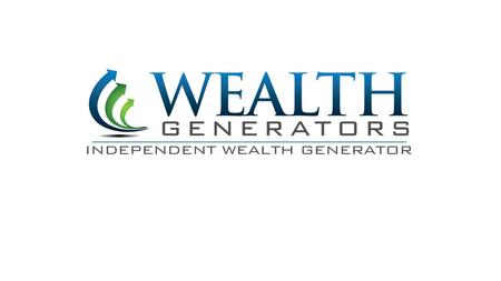 "What is Wealth Generators…""The Story"""