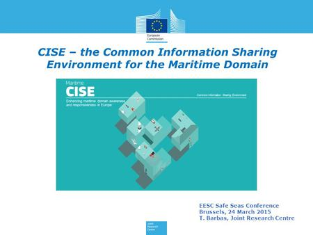 CISE – the Common Information Sharing