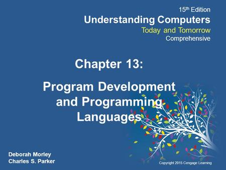 Program Development and Programming Languages