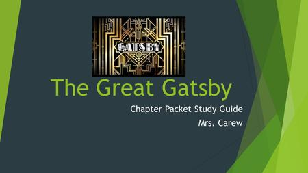 the great gatsby study guide analysis Download the great gatsby study guide subscribe now to download this study guide, along with more than 30,000 other titles get help with any book download pdf summary.